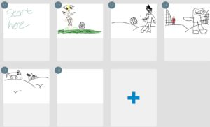 Story Boarding: Codie, Lucy & Madison